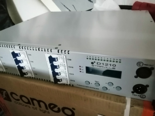 D1210 Dimmer Profesional 12000W