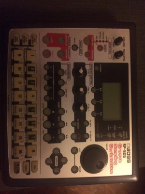 Korg Kaoss Pad 3, Boss sp 505