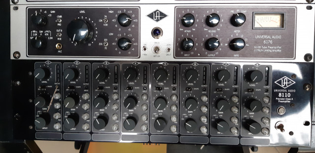 Universal Audio 8110 - 8 Channel