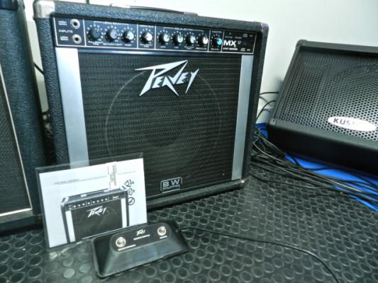 Amplificador a válvulas PEAVEY MX-VTX Series