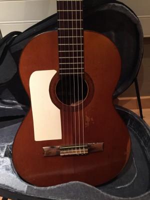 Guitarra flamenca Alberdi modelo Gitana