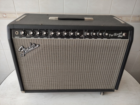 Fender Pro Reverb made in USA