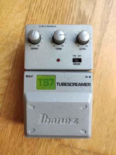 Ibanez Tonelok Series TS7 Tube Screamer