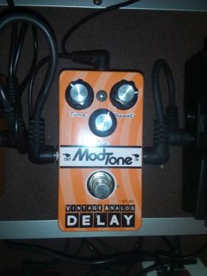 analog delay o cambio