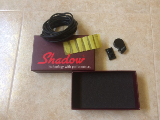 Pastilla Shadow 2001 (ENVIO INCLUIDO)