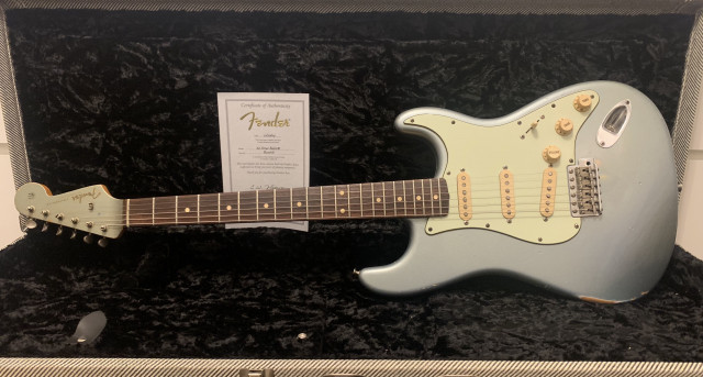 Fender Stratocaster Custom Shop Relic
