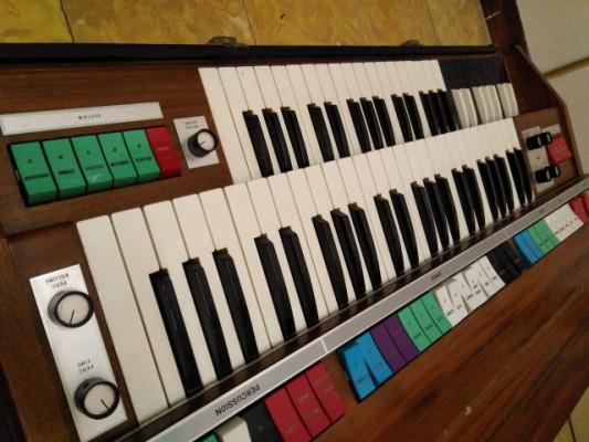 teclado vintage GEM (No funciona)