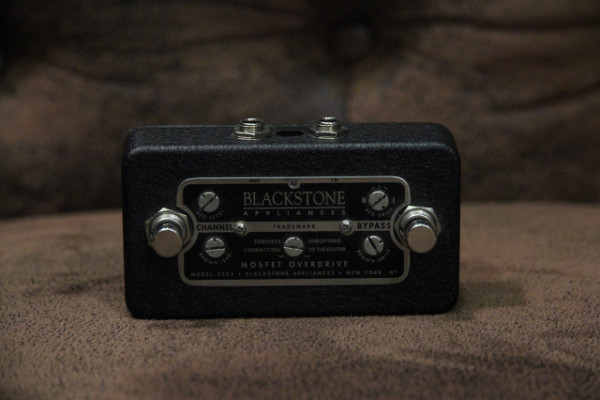 keeley shin's music castledine blackstone