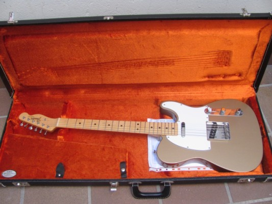 '66 Fender Esquire Masterbuilt by Greg Fessler