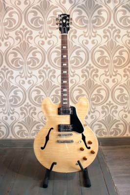 Gibson Memphis ES-335 Figured Natural 2016