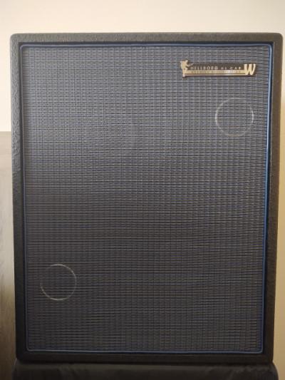 Pack de 2 Pantallas Warwick Hellborg HC212