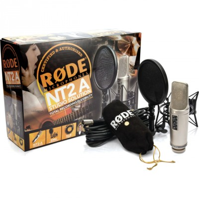 Rode NT2A .Kit completo