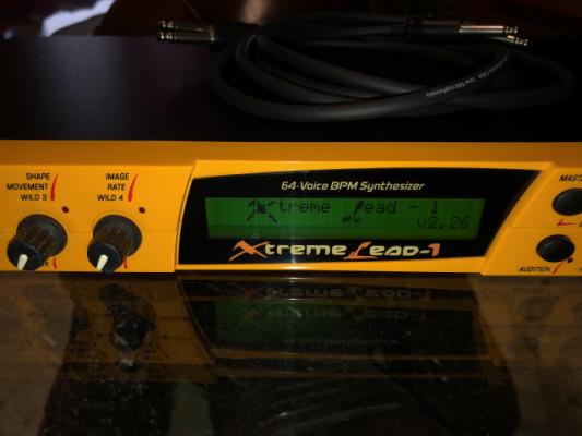 Sintetizador Emu Xtreme Lead-1 + Tarjeta ROM