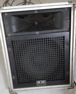 2 Monitores PEAVEY 150W cada uno.