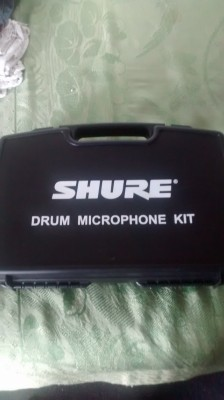 Drum microphone Kit Shure DMK57-52