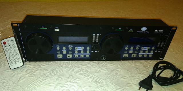 Acoustic Control DPP 3000