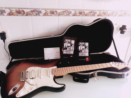 Fender Stratocaster Fat Texas Special Americana