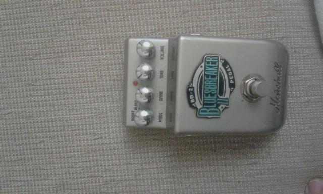 Vendo Marshall Bluesbreaker bb-2