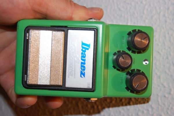 Ibanez tubeamer Ts9