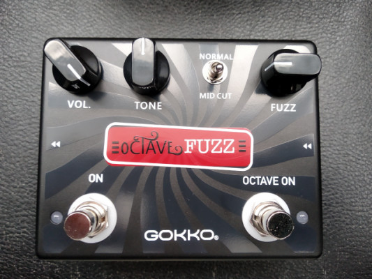 Gokko Octave Fuzz