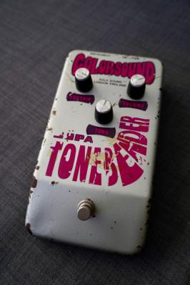 The Colorsound Fuzz Supa Tonebender