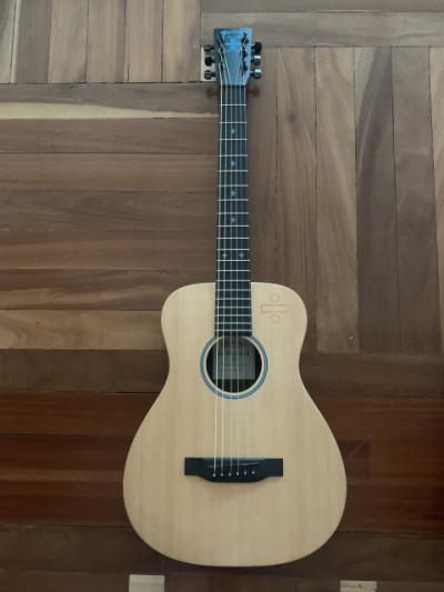 Guitarra acústica Martin LX Ed Sheeran Divide Signature Edition