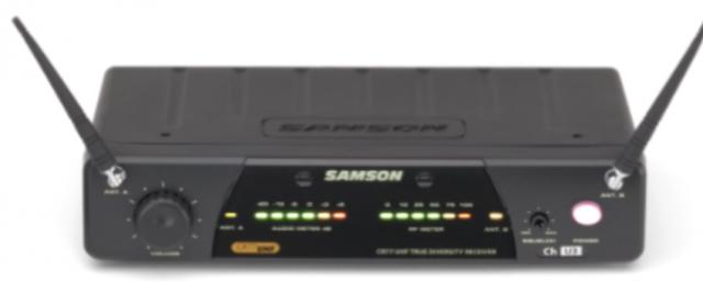 Samson Concert 77, emisor.