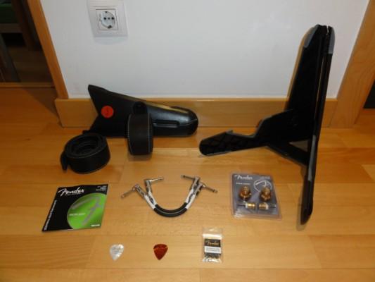 Accesorios varios Fender