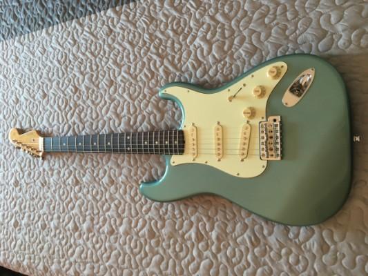 Fender japan classic 60's stratocaster