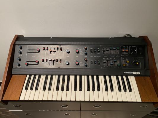 Korg 800DV MaxiKorg. Una autentica joya!