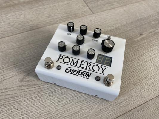Emerson Custom Pomeroy Pedal Overdrive Distorsion