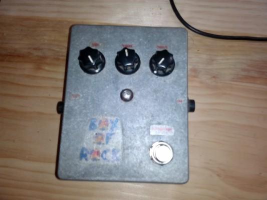 o cambio: Clon Zvex Box of rock.