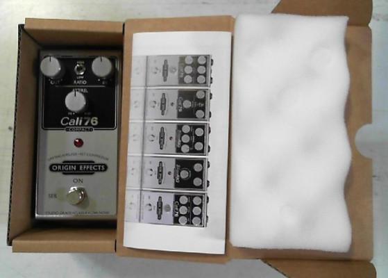 Cali76 origin effects compresor (compact series)