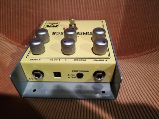 REBAJADO - Pedal FX Palmer Timepressor: Delay + compresor en uno.