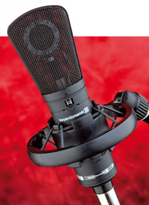 Micrófono Gran Diafragma Multipatrón Beyerdynamic MC840 a estrenar
