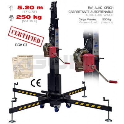 torre elevación Guil ELC-506