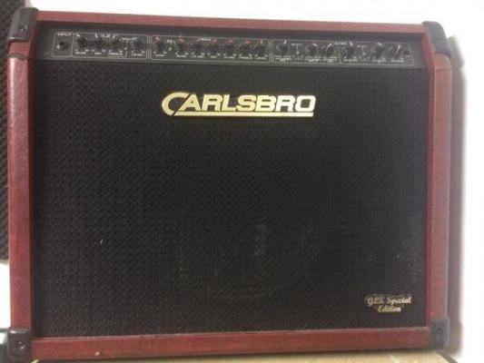 CARLSBRO GLX80 special edition RESERVADO¡¡¡