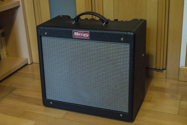 Fender Blues Junior III  Mercury Magnetics