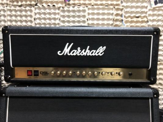 Cabezal Marshall DSL 100H