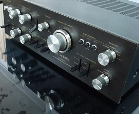 AMPLIFICADOR TECHNICS SU-3500 UNA JOYA DEL AUDIO-EL MAS ALTO DE SERIE