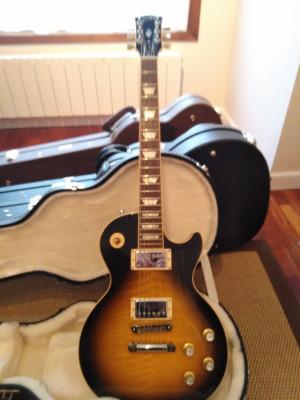 Gibson les paul classic antique limited edition vintage sunburst
