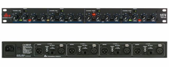DBX 1074 - Signal Processor