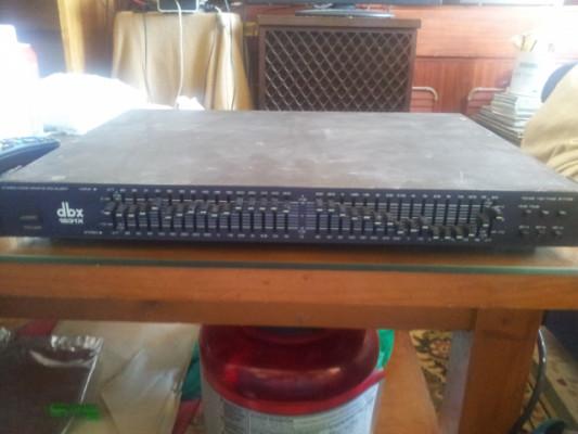 Ecualizador Multibanda DBX 1531X