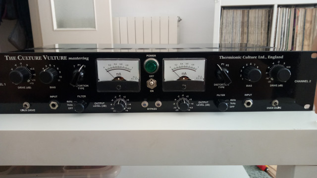 Thermionic Culture Vulture Mastering version