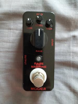 Mooer Rage Machine metal pedal