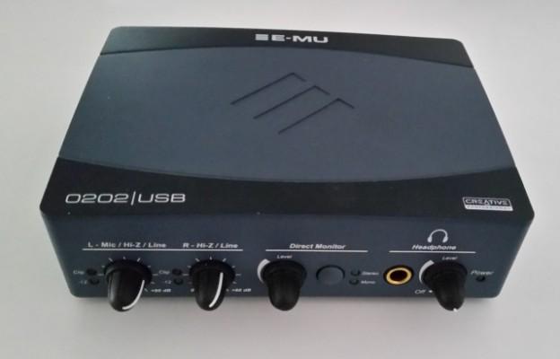 Interfaz USB EMU0202