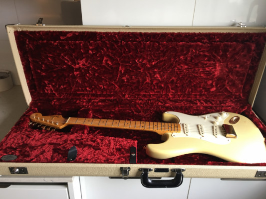 Fender  American Vintage Reissue Stratocaster Mary Kaye Limited Edition 1957-2007 50th Anniversary