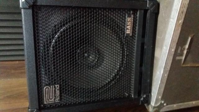 Roland cube bass 100