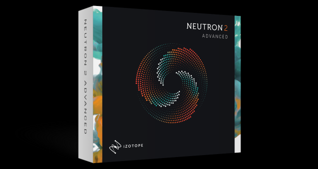 Channel Strip y conjunto de procesamiento iZotope NEUTRON 2 ADVANCED