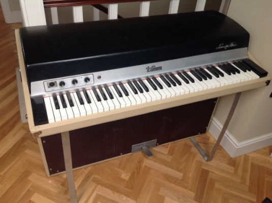 Piano Fender Rhodes Suitcase Mark I Seventy Three
